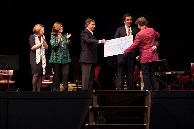 La Fundación Garrigou recibe el Premio de La Paz a los Valores Humanos