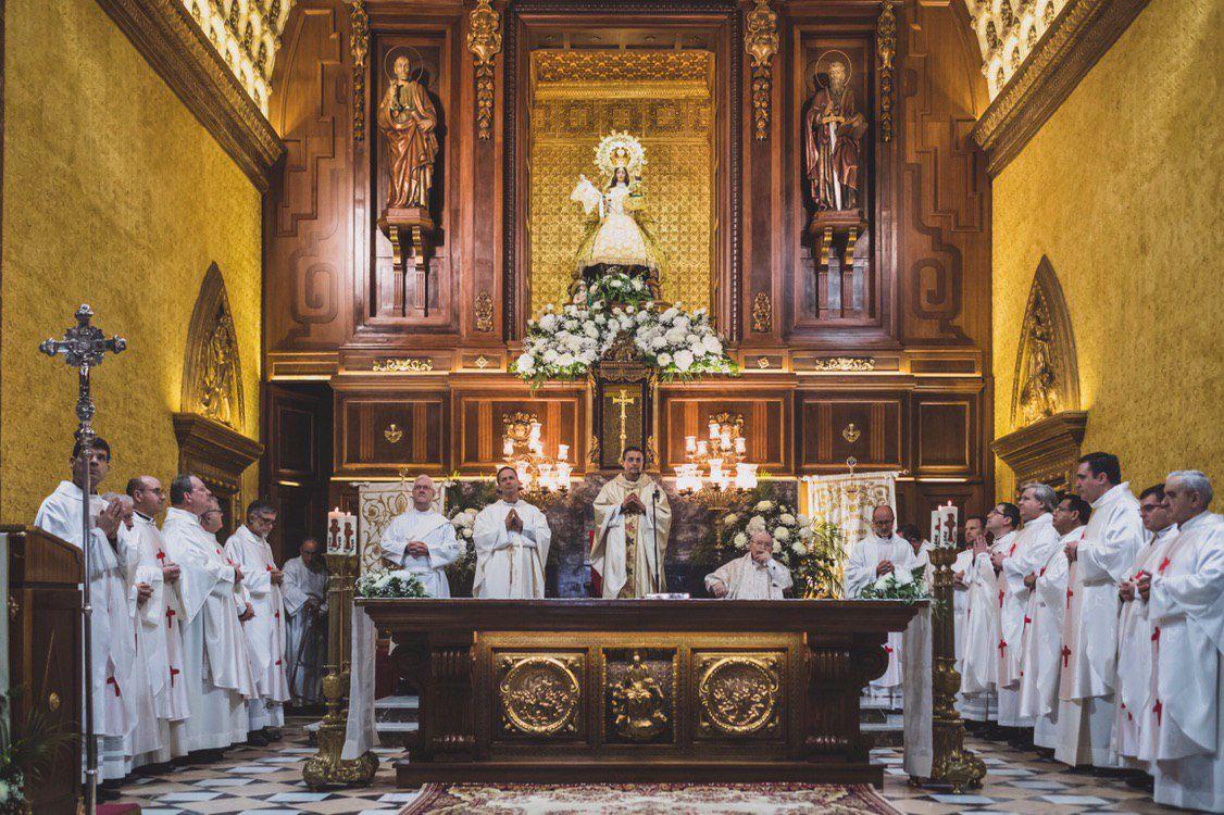 La Hermandad organiza 5 misas el día 24 de enero